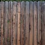 garden fence in Australia