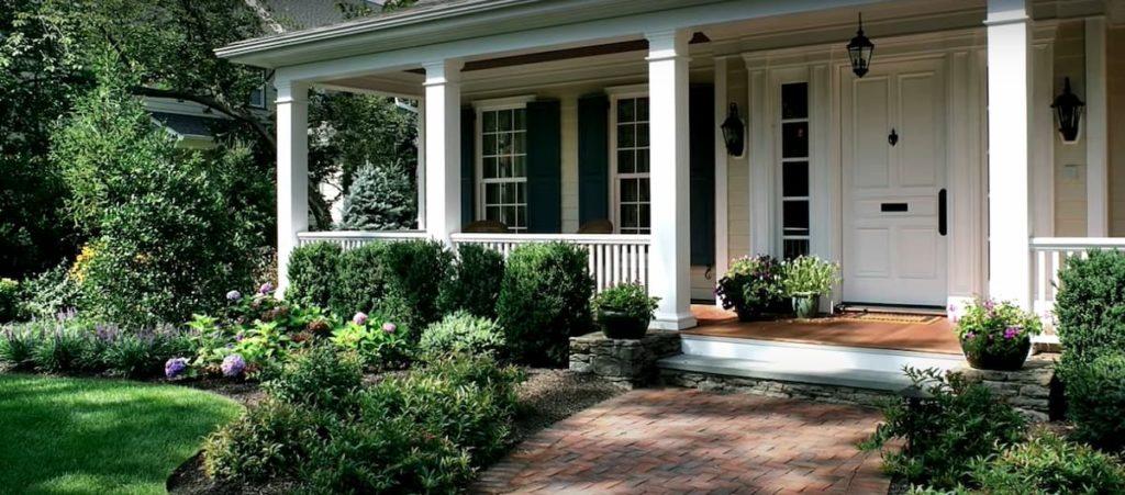 garden landscape idea for your home