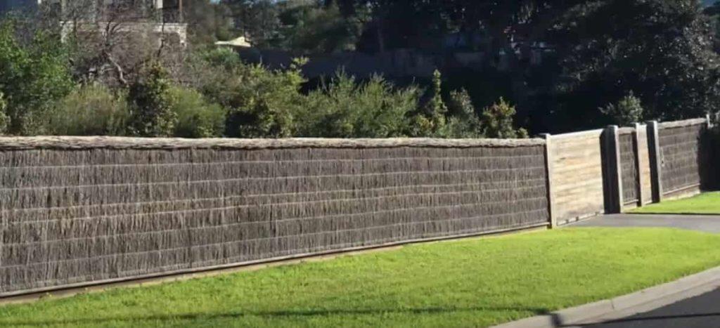 brush fencing australia