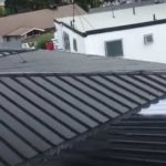 painting a colorbond roof
