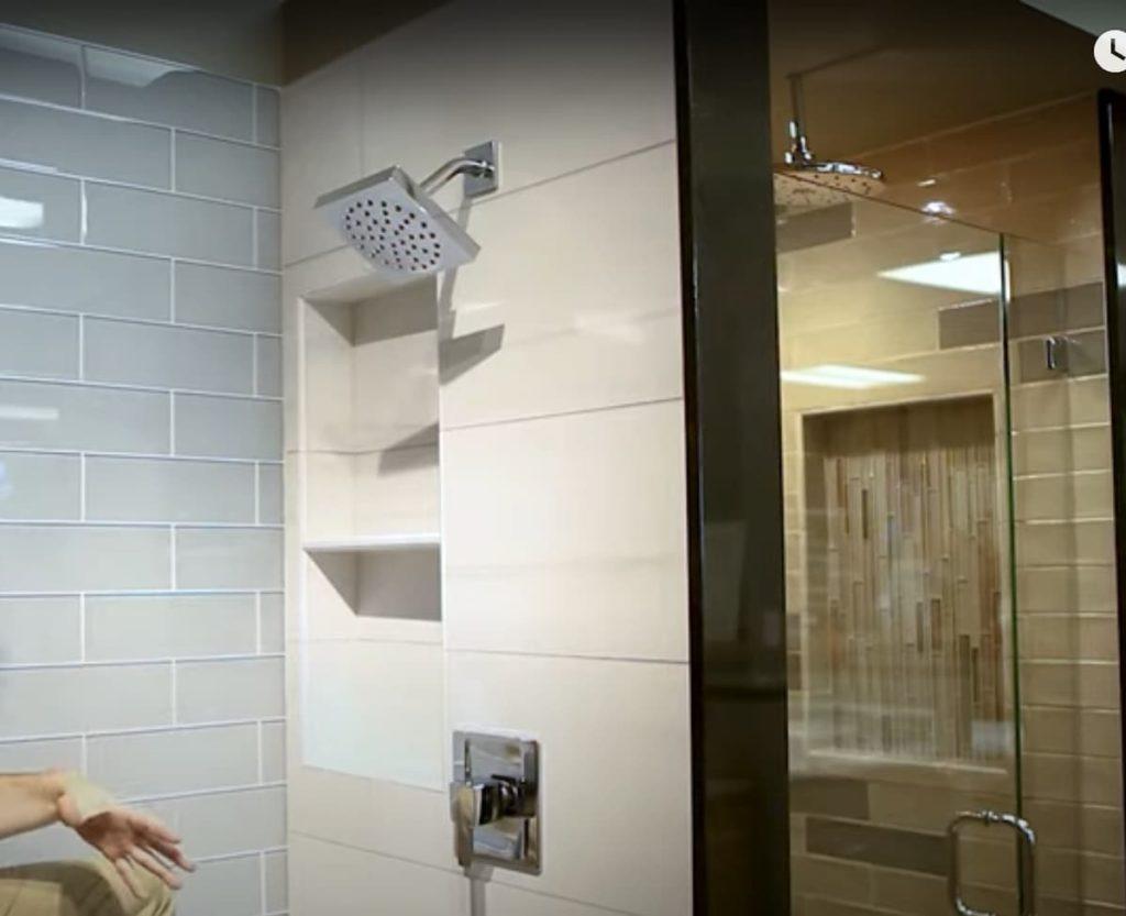 shower sizes australia