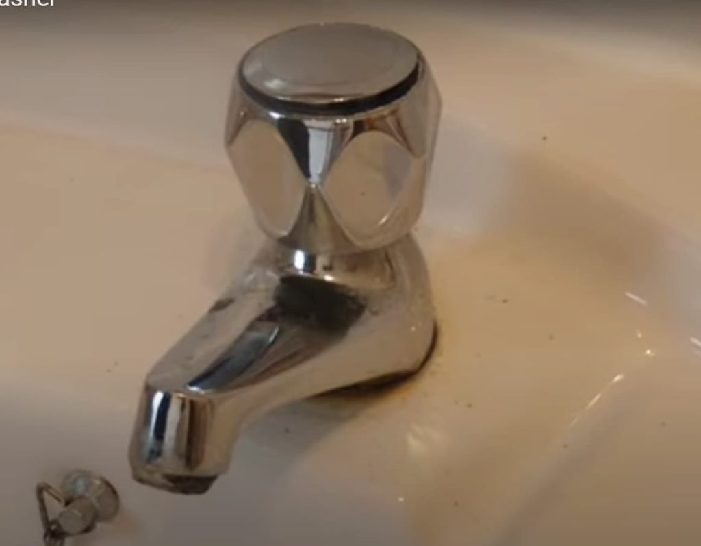 a tap washer