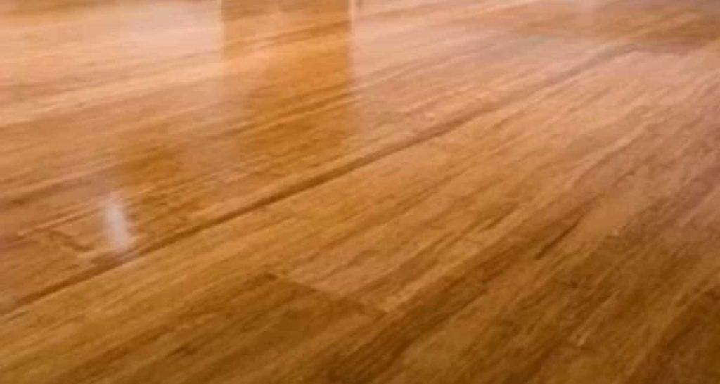 Engineered bamboo flooring