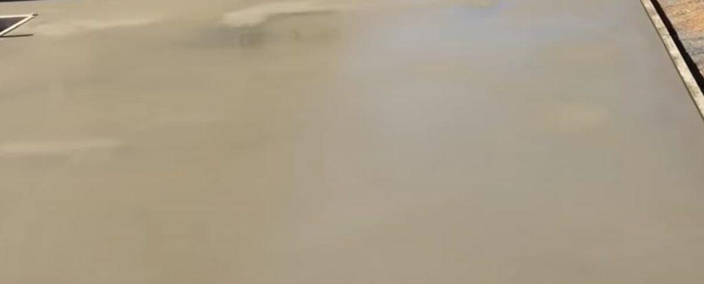 Exposed Aggregate concrete pour in Australia