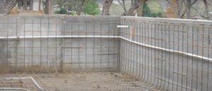 off form concrete
