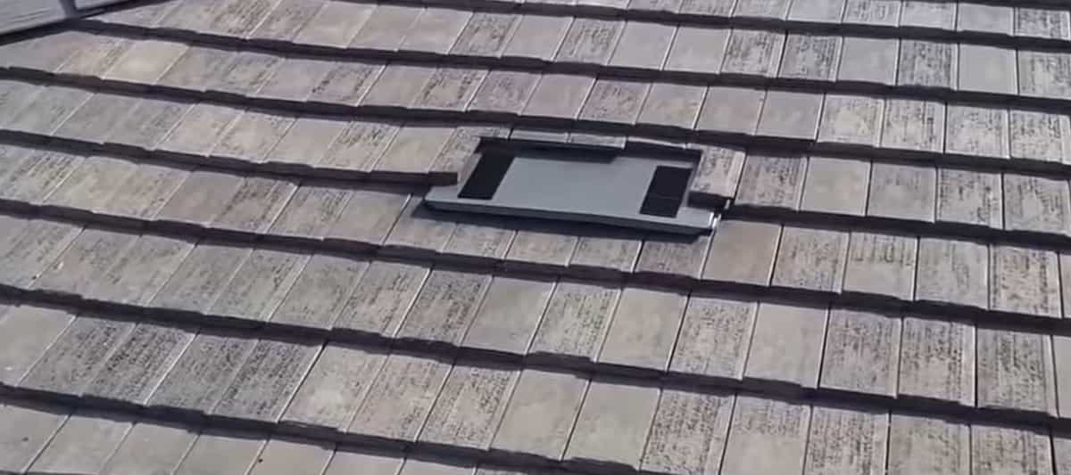 Roof Tiling Grey Clay
