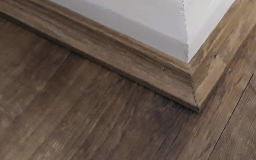 Scotia Flooring on solid timber