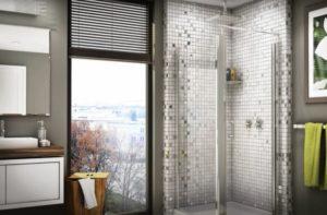 shower hob