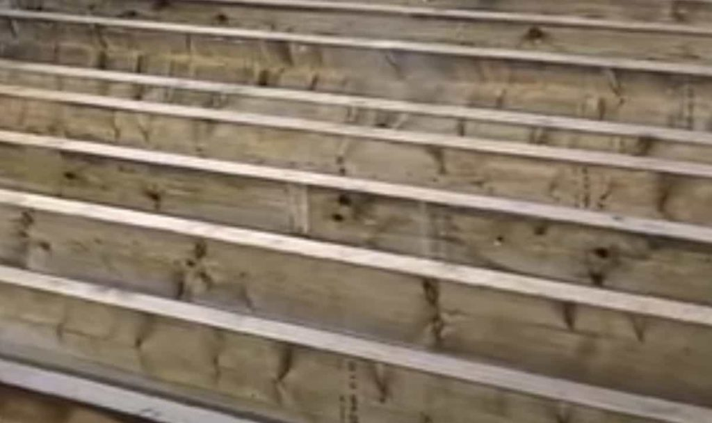 Suspended Timber Flooring Foundation Base