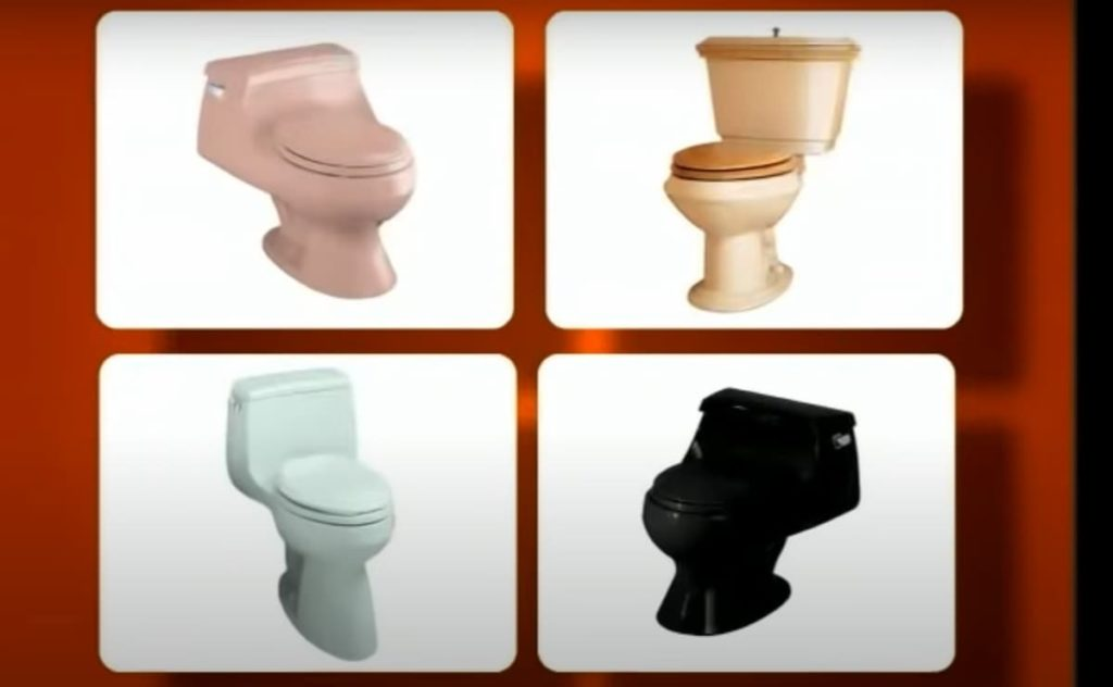 different toilet shapes for your home